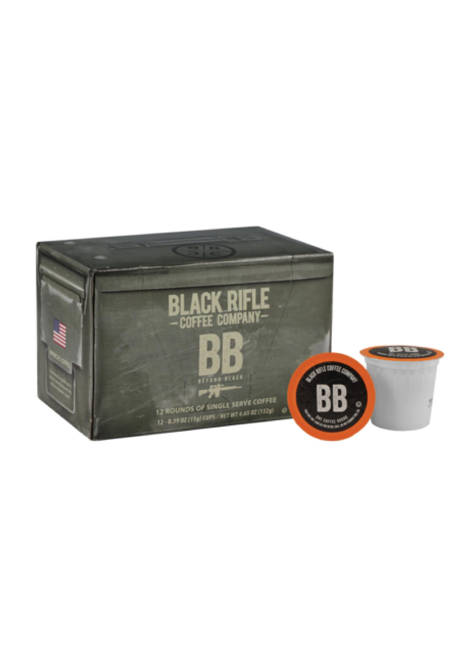 Black Rifle Coffee Company Black Rifle Coffee Company Beyond Black Coffee Rounds 12ct