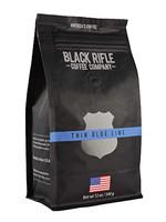 Black Rifle Coffee Company Thin Blue Line Coffee Roast Whole Bean