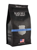 Black Rifle Coffee Company Thin Blue Line Coffee Roast Whole Bean
