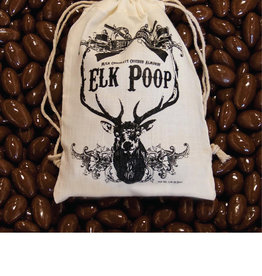 Chocolate Elk Poop