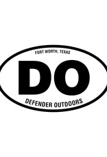 Defender Outdoors Sticker