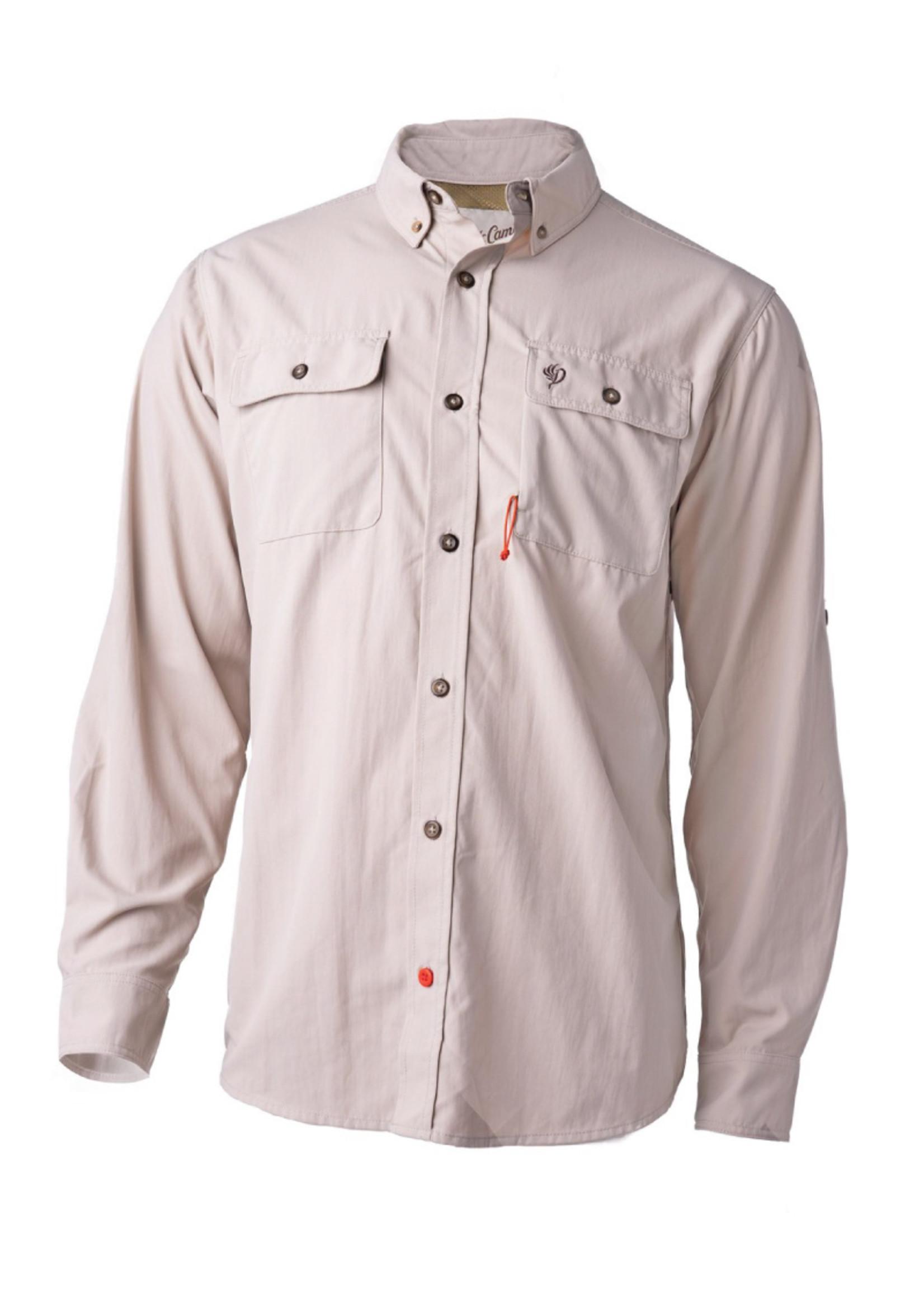 Duck Camp Lightweight Hunting Shirt Long Sleeve