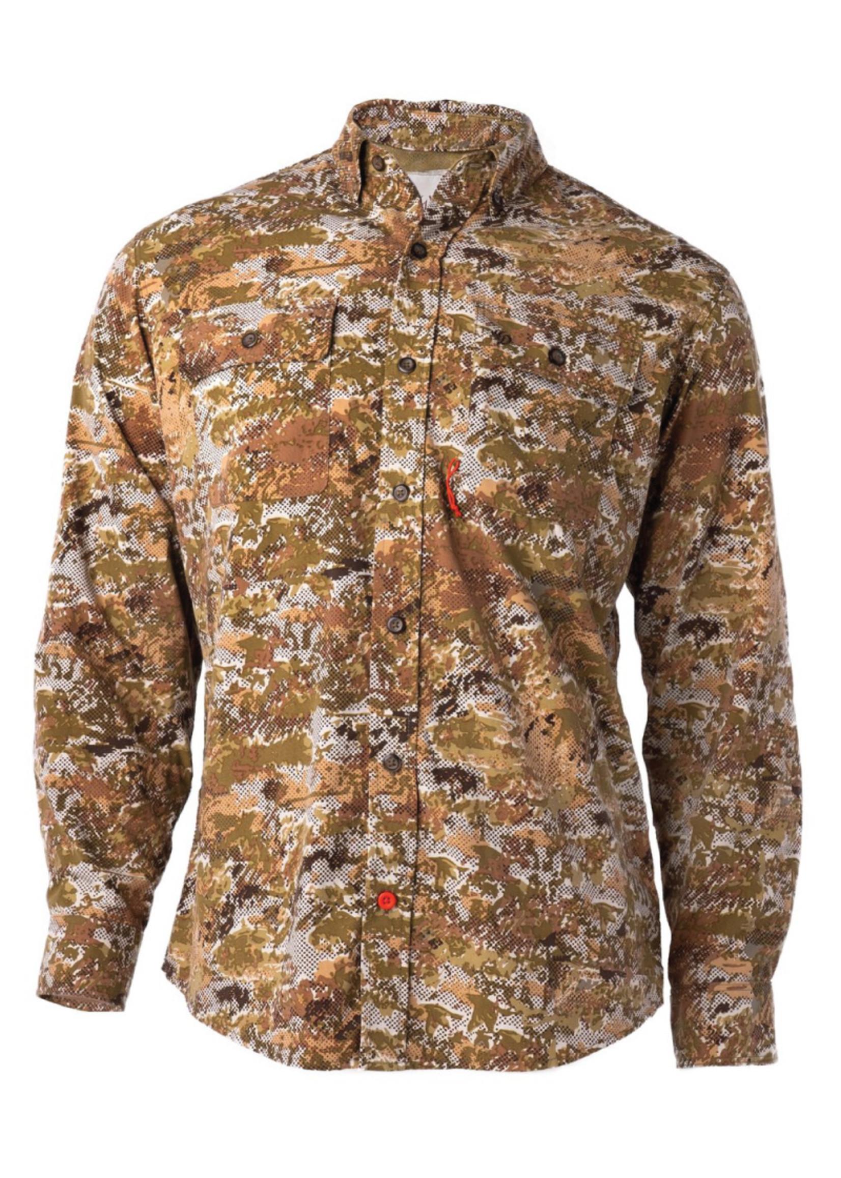 Duck Camp Duck Camp Lightweight Hunting Shirt Long Sleeve