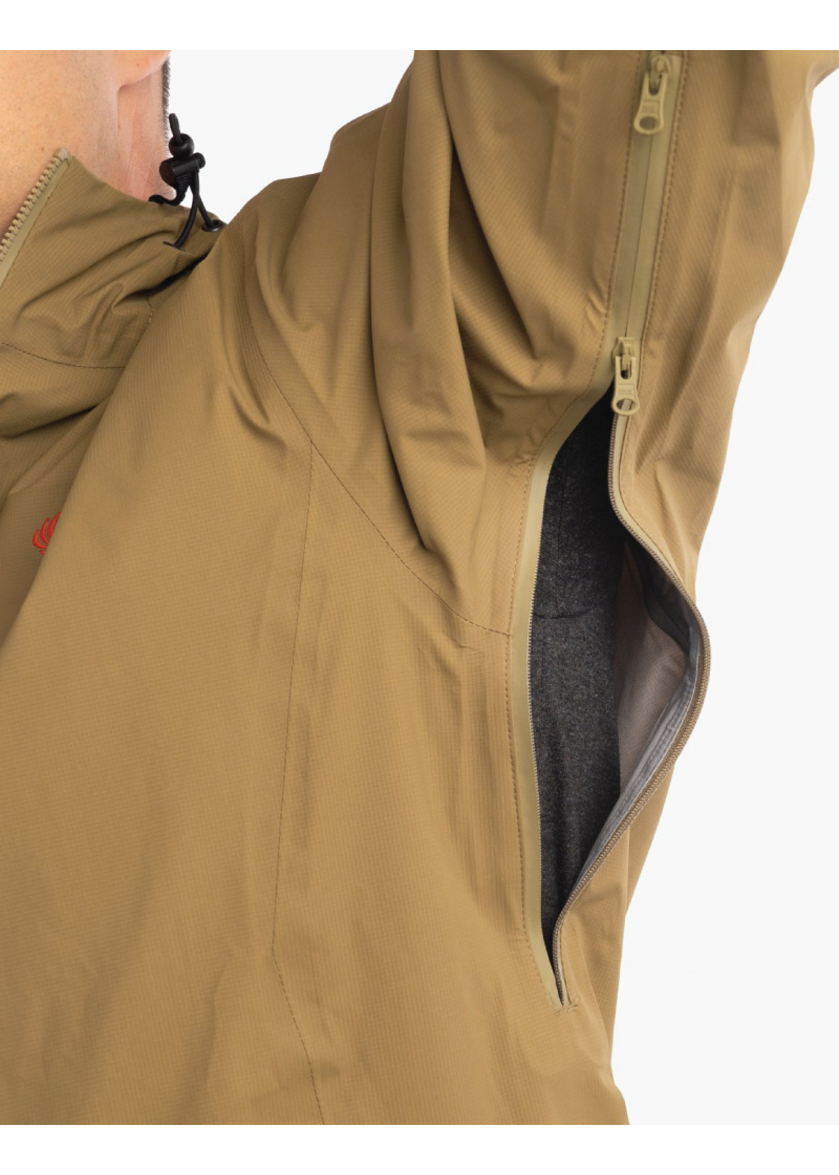 Duck Camp Duck Camp 3L Ultralight Rain Jacket