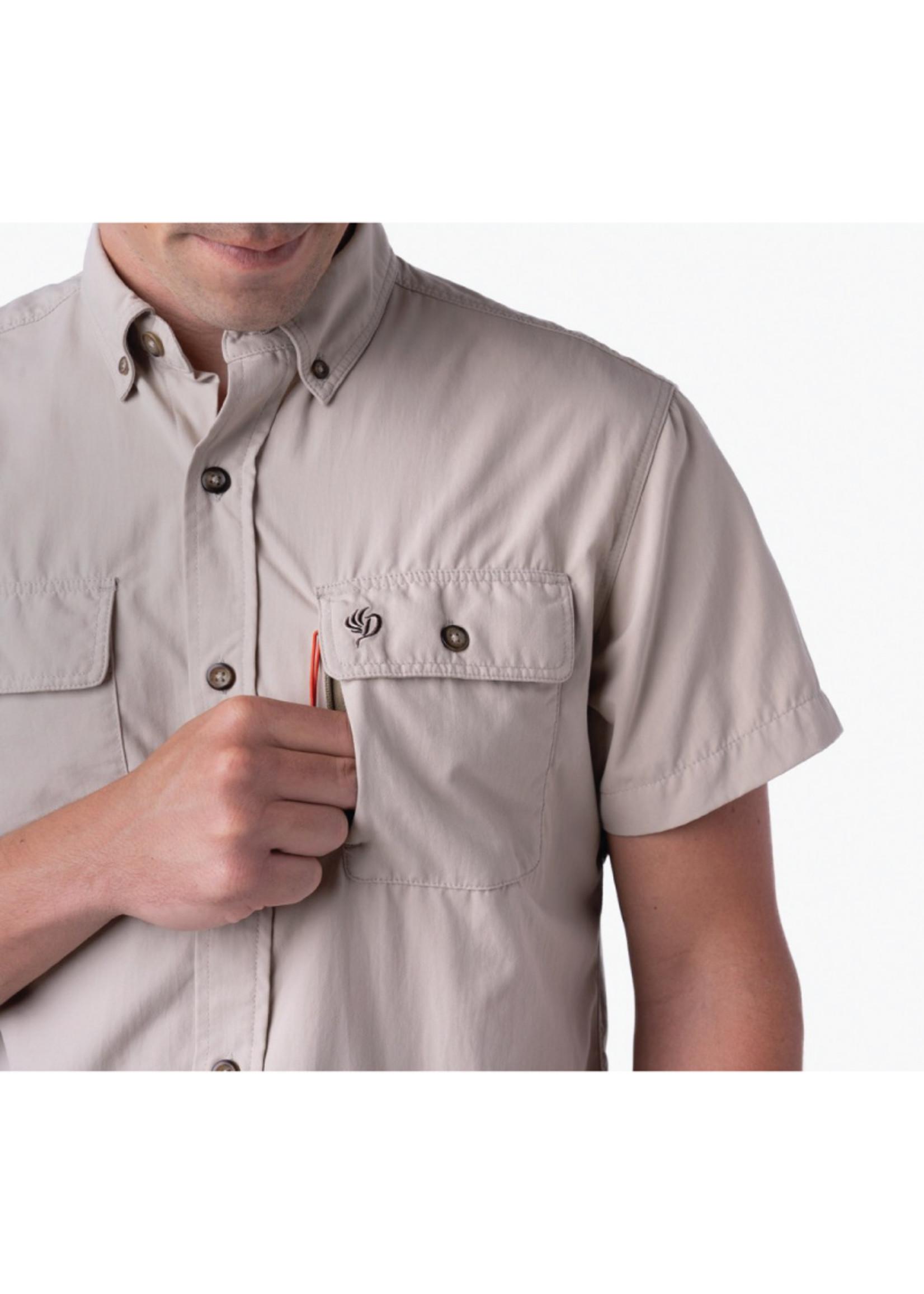 Duck Camp Duck Camp Lightweight Hunting Shirt Short Sleeve