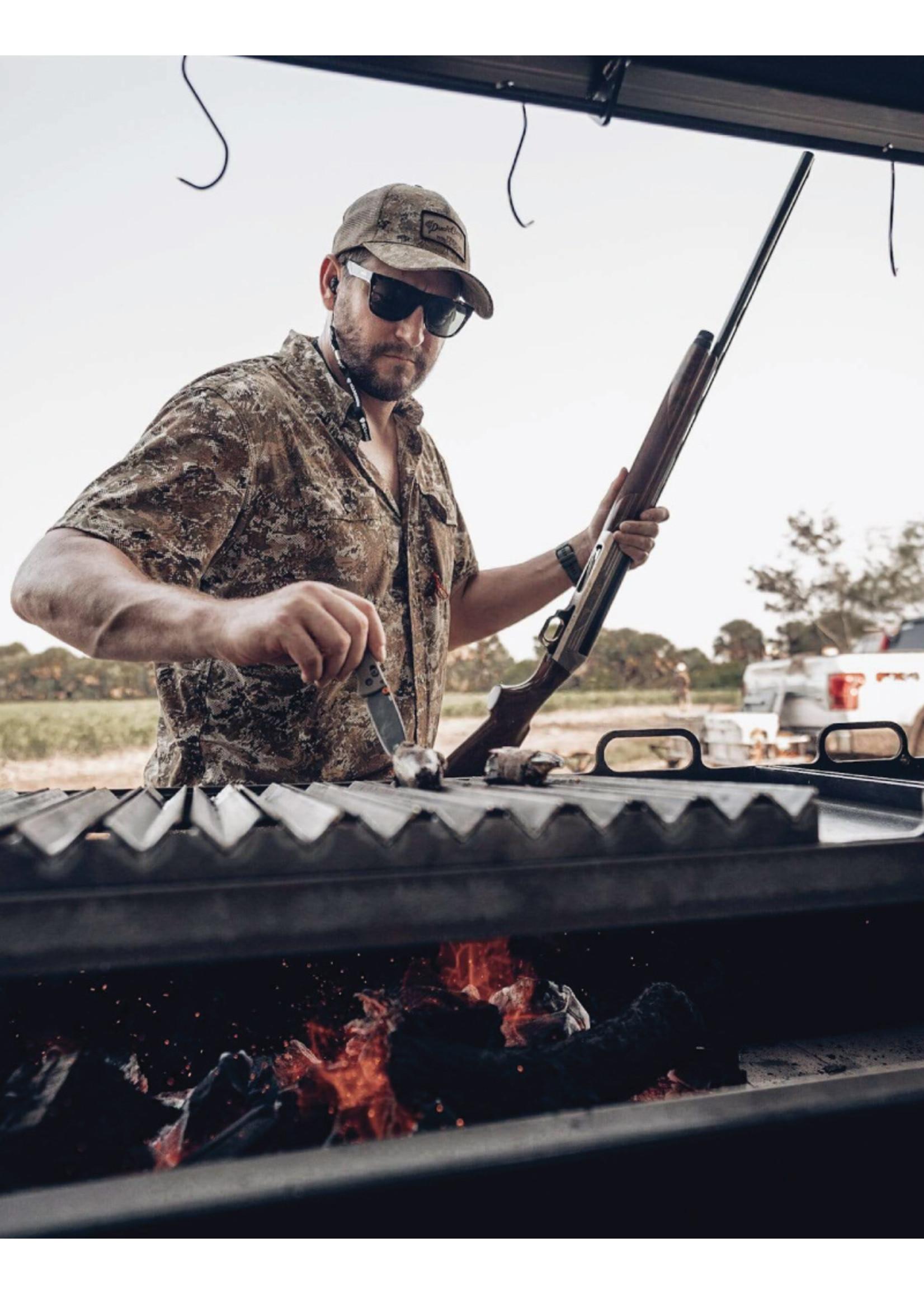 Duck Camp Lightweight Hunting Shirt Short Sleeve
