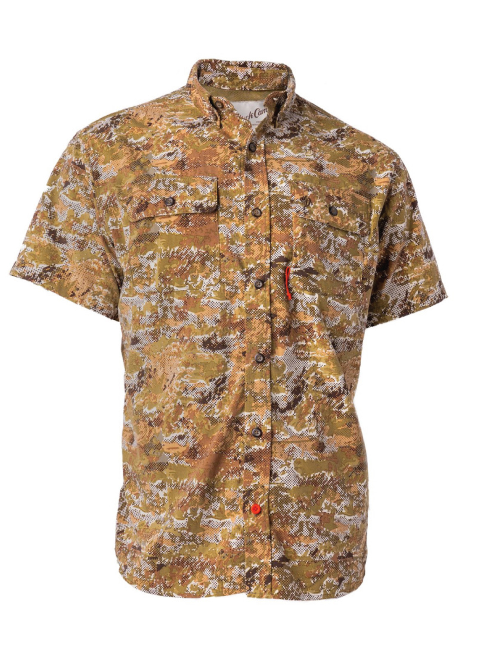 Duck Camp Lightweight Hunting Shirt Short Sleeve