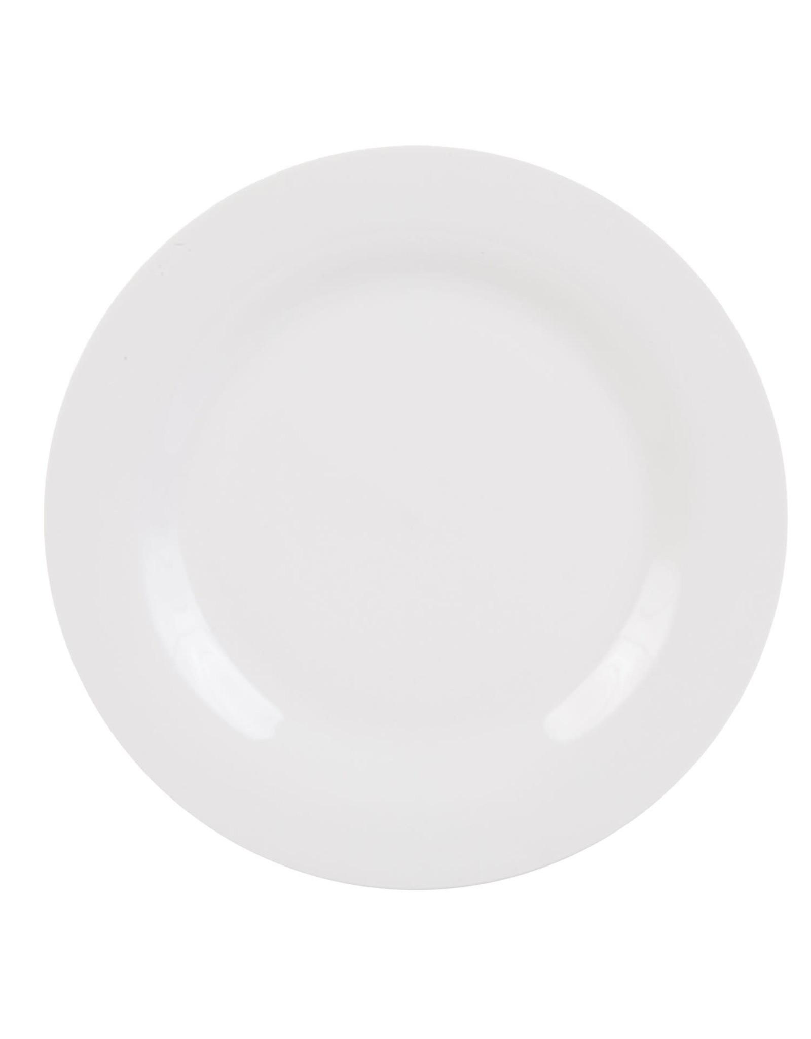 """Royal Norfolk Basic White 10 1/4"""" dinner plate"""
