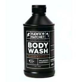 Hawk & Hatchet Body Wash - Grapefruit & Fir - 12oz