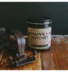 Hawk & Hatchet Oak & Vanilla Candle - 8 oz