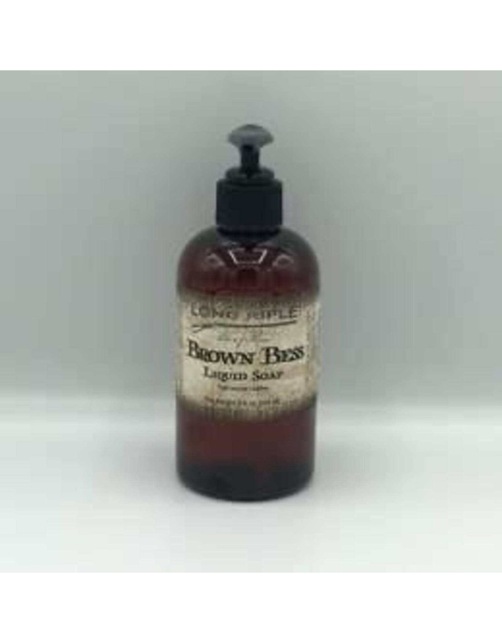 Long Rifle Men's Liquid Soap - Brown Bess