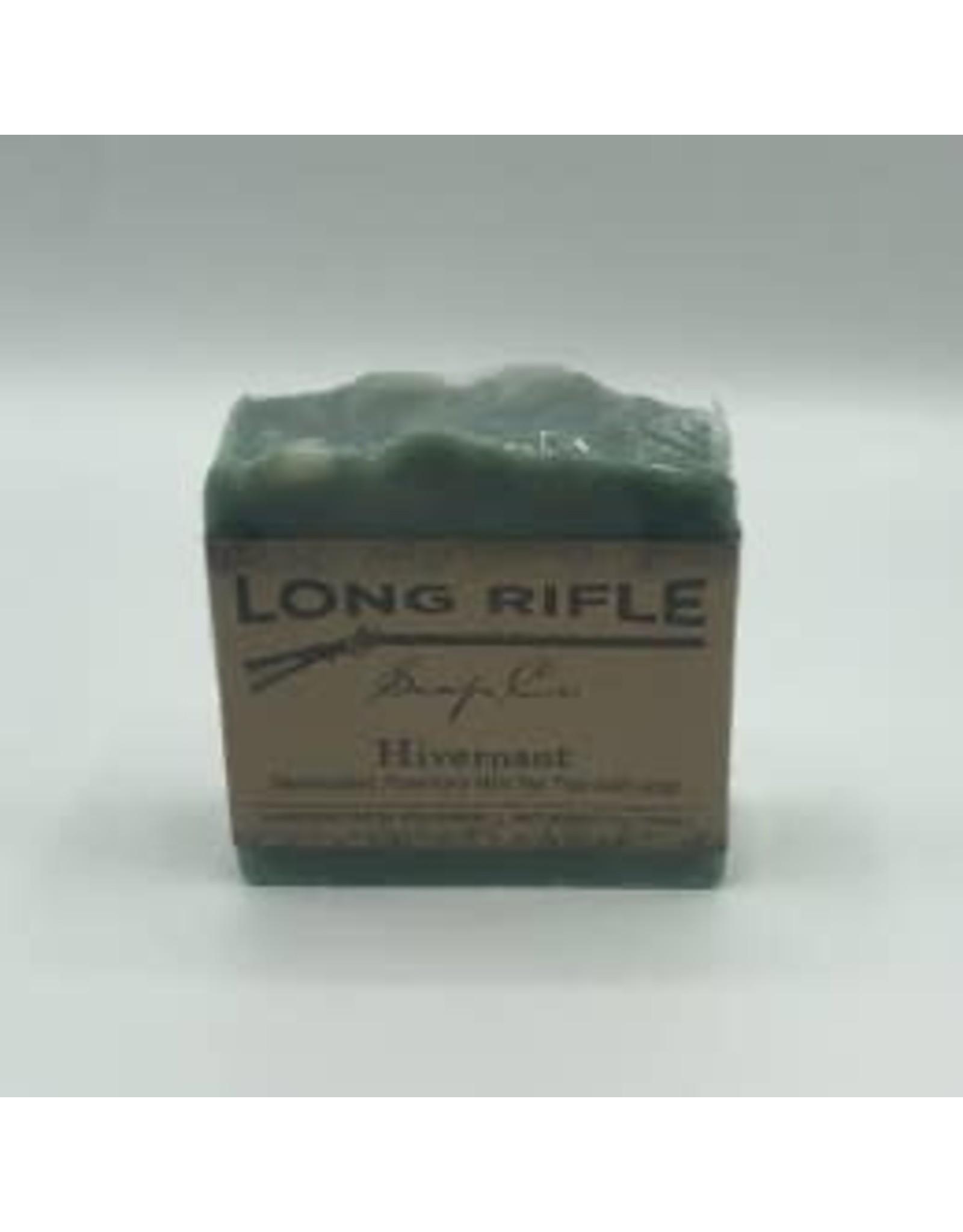 Long Rifle Men's Bar Soap - Hivernant