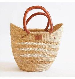 Heddle & Lamm Open Weave Shopper Bag