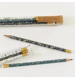 June & December Pencil Terrarium - Greenhouse Mix