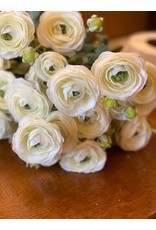 The Florist & The Merchant Ranunculus Stem - White