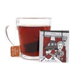 The TeaBook Agatha Christea - Organic Earl Grey