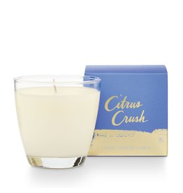 Illume Citrus Crush Glass Candle - 4.7oz