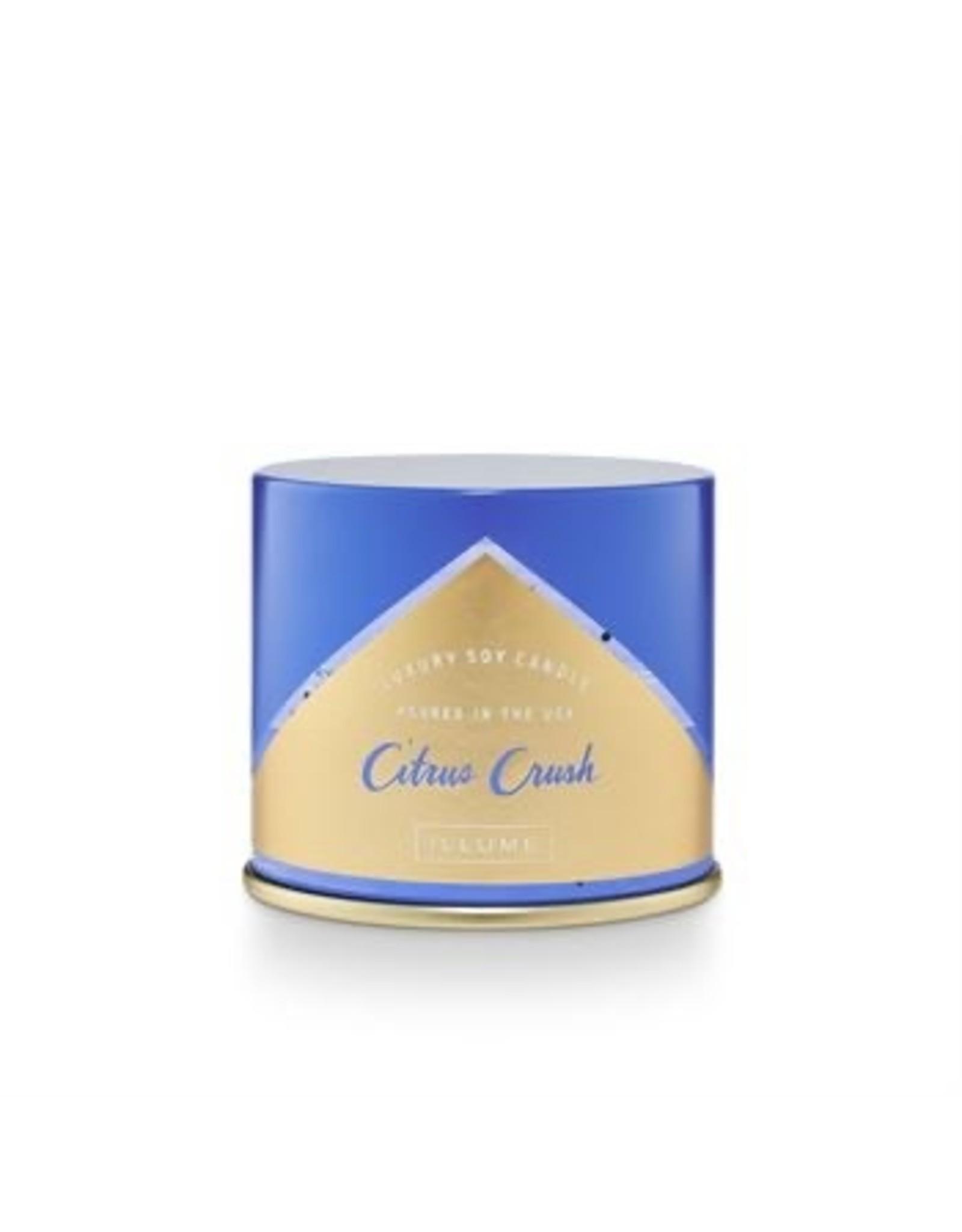 Illume Citrus Crush Metal Candle - 11.8 oz