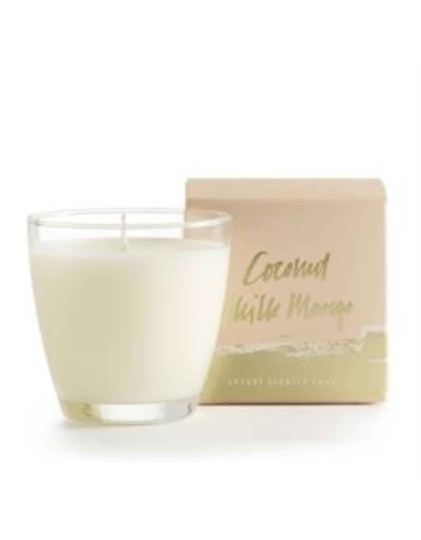 Illume Coconut Milk Mango Glass Candle - 4.7oz