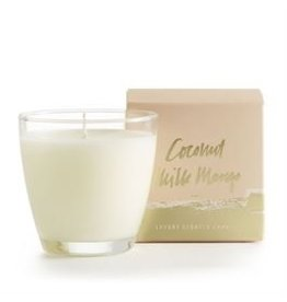 Illume Coconut Milk Mango Glass Candle - 4.7oz