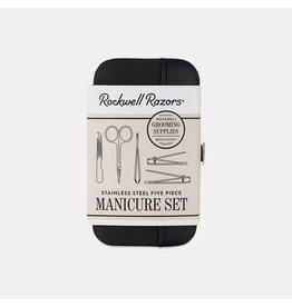 Rockwell Originals Five Piece Manicure Set