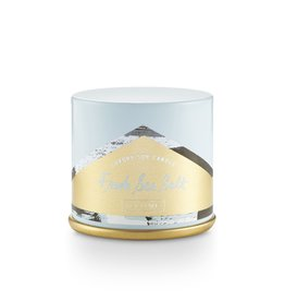 Illume Fresh Sea Salt Tin Candle 3oz