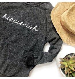 The Florist & The Merchant Hippieish Lightweight Sweatshirt - Small