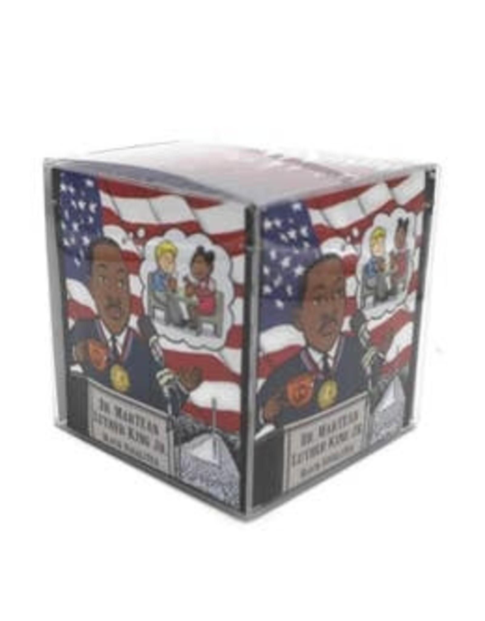 The TeaBook MarTEAn Luther King Jr - Organic English Tea