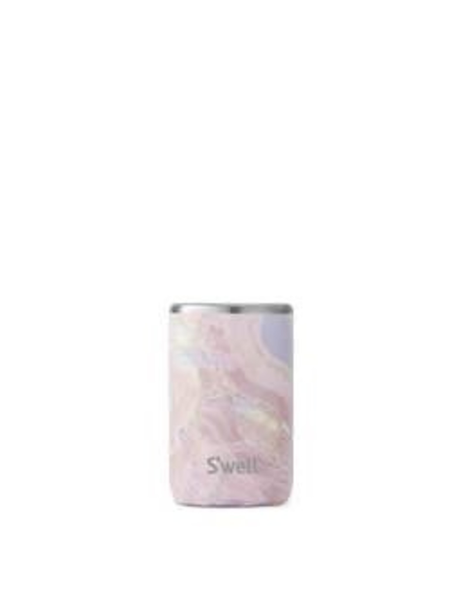 Swell Stainless Steel Drink Chiller 12oz - Geode Rose