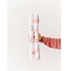 Doe A Deer Holiday Gift Wrap