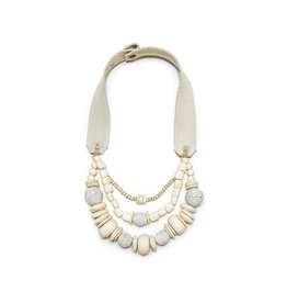 Twine & Twig Layered Classic Necklace - Montauk