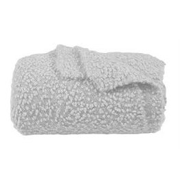 HiEnd Accents Pebble Creek Throw 50 x 60 - gray