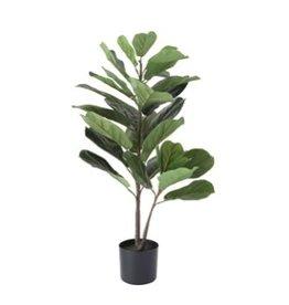 "Creative Co-op 36"" Faux Fiddle Leaf Plant"