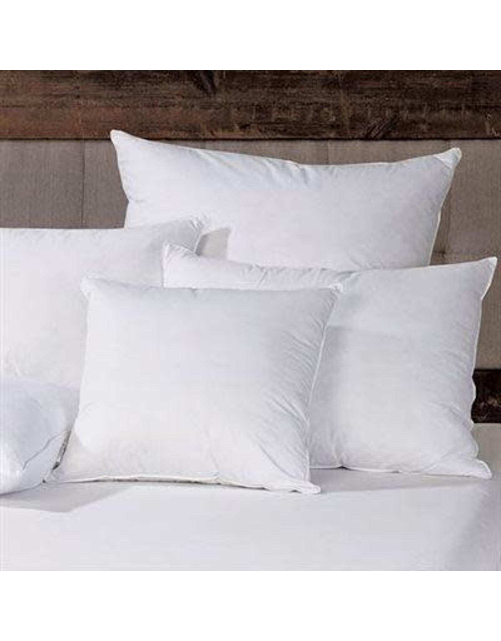 "HiEnd Accents 29""x 29"" Soft Down Euro Pillow Insert"