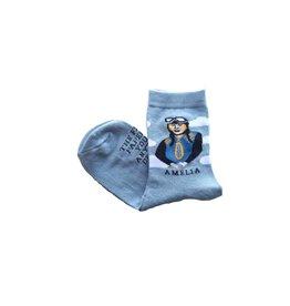 Maggie Stern Stitches Amelia Earhart Ankle Socks - Women 7-10