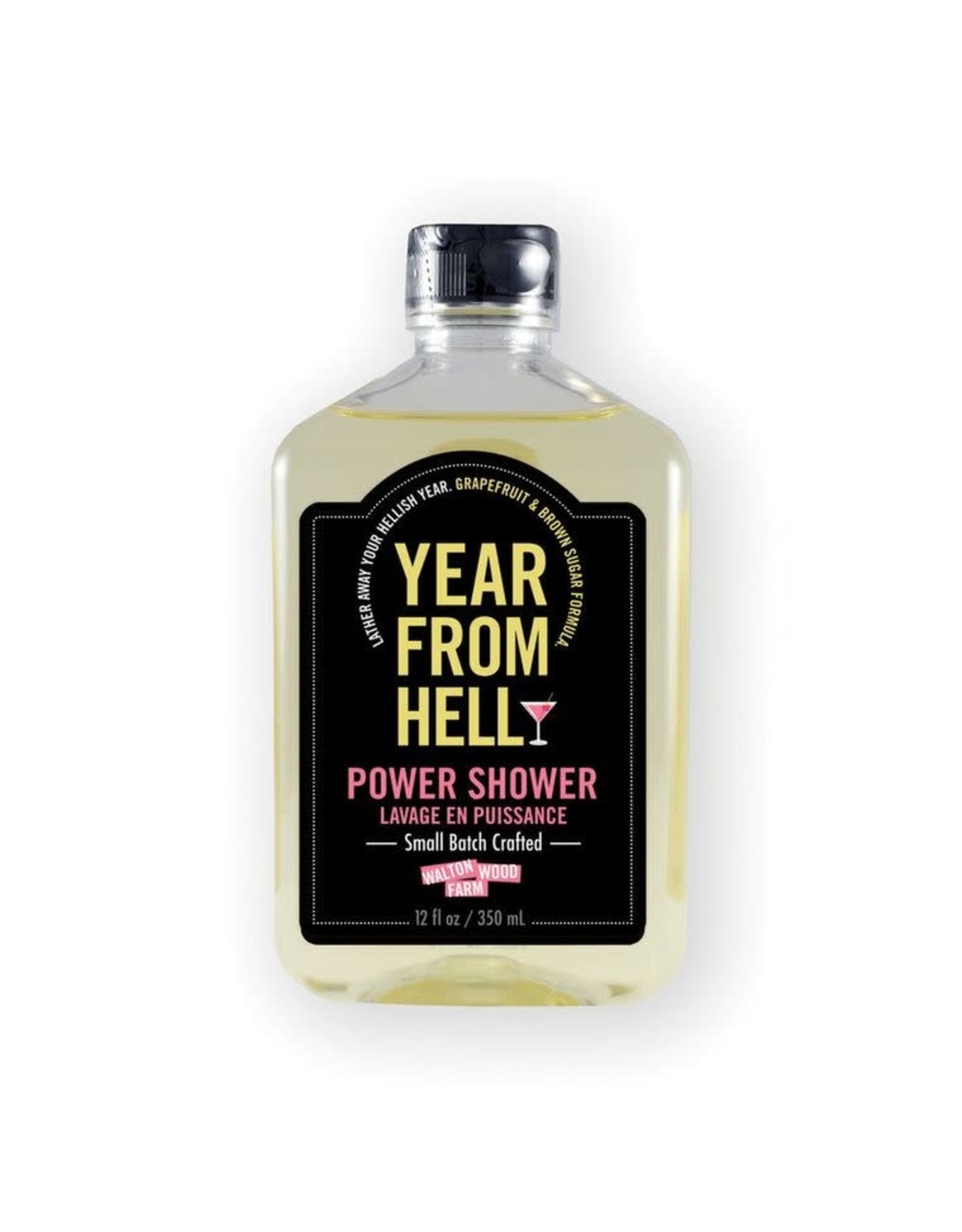 Walton Farms Year From Hell Power Shower Gel