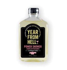 Walton Farms Year From Hell Power Shower Gel