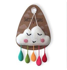 O.B. Designs Sweet Dreams Cloud Mobile/Wall Hanging