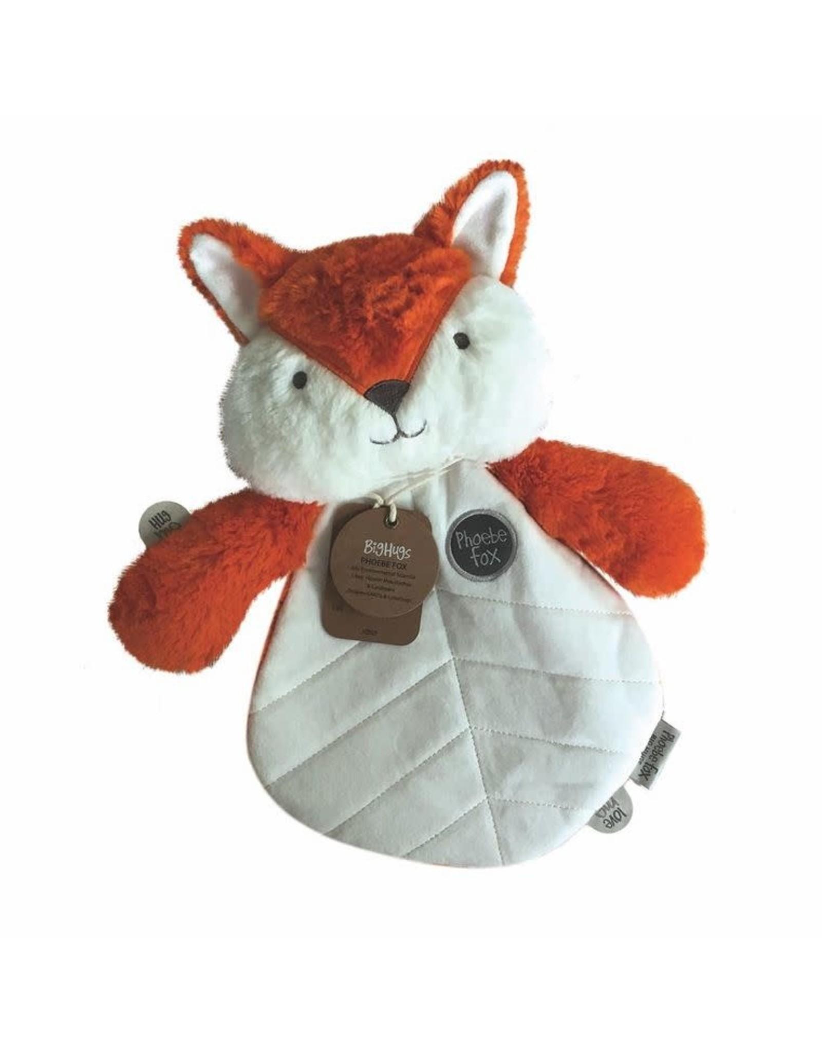 O.B. Designs Phoebe Fox Lovey Toy