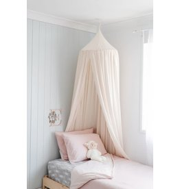 O.B. Designs Linen Canopy - Vanilla