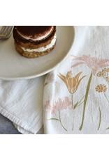 June & December Strength Towel - Flour Sack Tea Towel