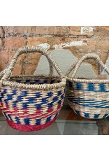 "Creative Co-op 7 3/4"" Seagrass Basket"
