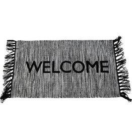 Foreside Home & Garden Hand Woven Welcome Rug