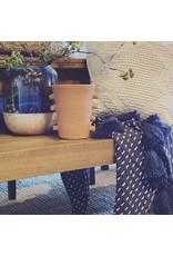 """Foreside Home & Garden 9"""" Zaria Vase"""