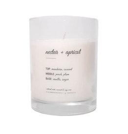 Edisto & Co Nectar & Apricot 9.5 oz Candle