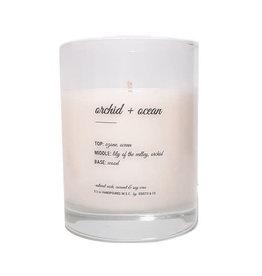 Edisto & Co Orchid & Ocean 9.5 oz Candle