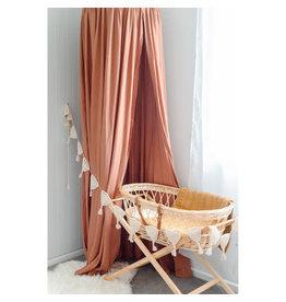 O.B. Designs Linen Canopy - Cinnamon