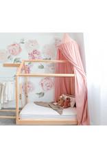 O.B. Designs Linen Canopy - Rose Petal Pink