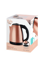Pinky Up Rose Gold Electric Tea Kettle