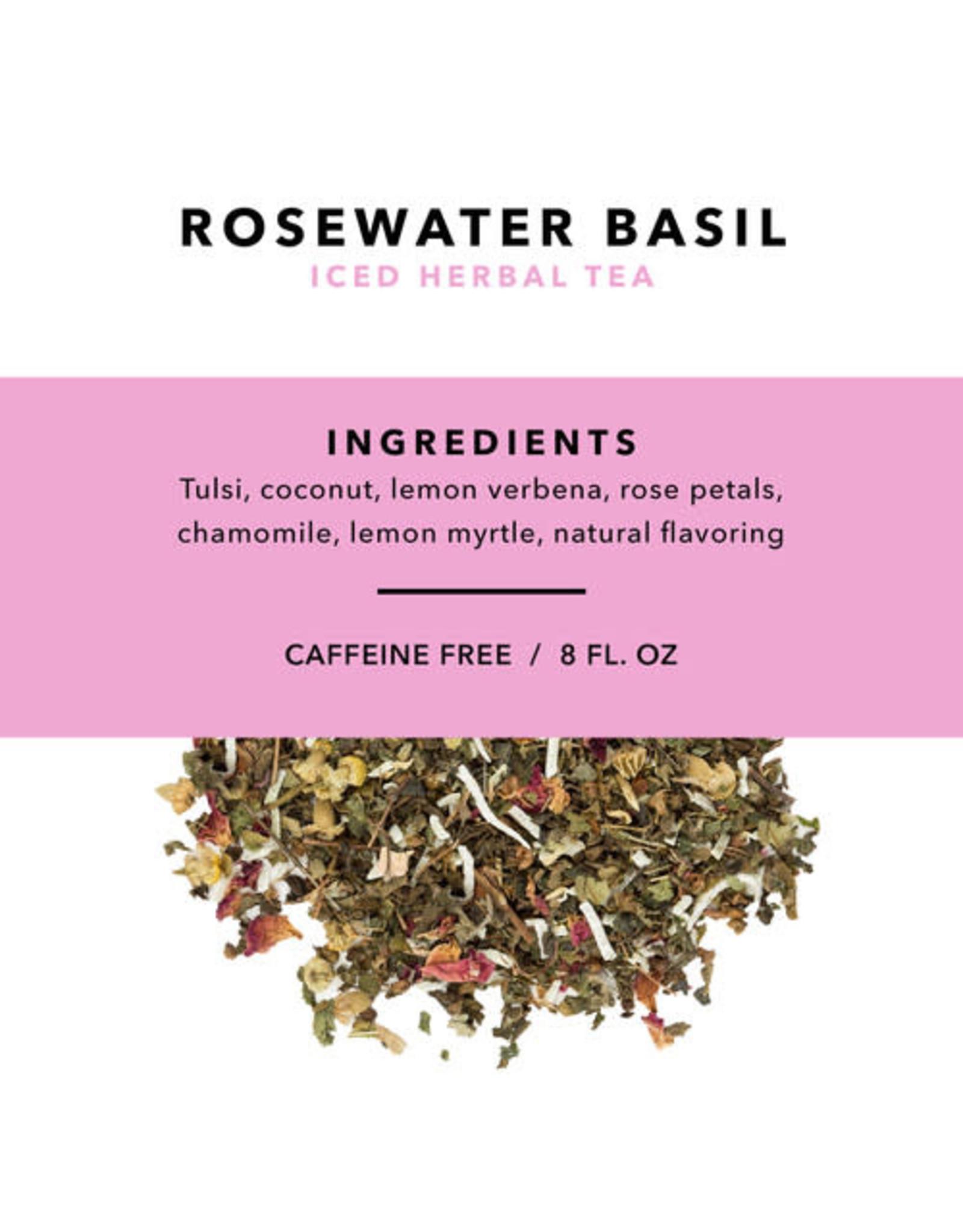 Pinky Up Rosewater Basil Loose Leaf Iced Tea